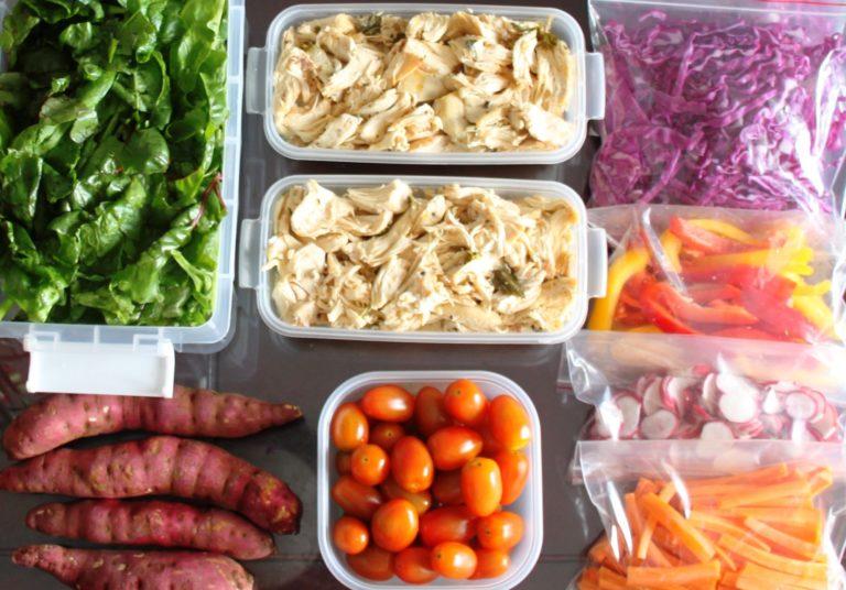 Weekly Meal Prep Made Simple